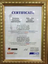 Khuyến cáo khách hàng tránh mua phải hàng giả và hàng nhái sàn gỗ ELESGO thương hiệu đẳng cấp Quốc Tế