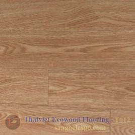 Sàn gỗ không thấm nước T012